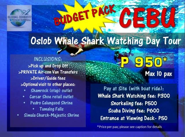 Cebu Travel Package